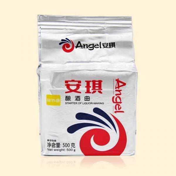 Дрожжи для зерновых браг Кодзи Angel 500г (Китай)