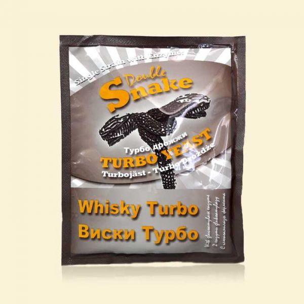 Дрожжи Double Snake Whisky Turbo (Великобритания)