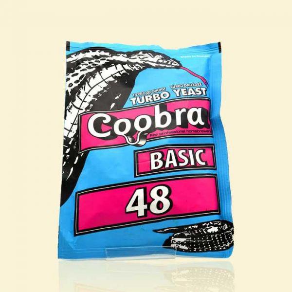 Турбо дрожжи Coobra 48 Basic