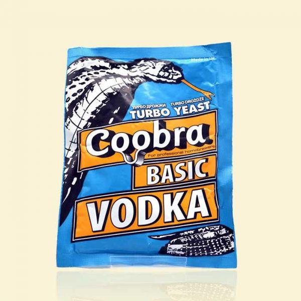 Турбо дрожжи Coobra Basic Vodka