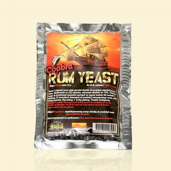 Дрожжи для рома Сoobra Rum Yeast