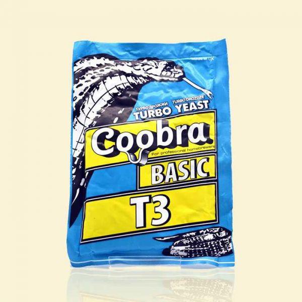 Турбо дрожжи Coobra Basic Т3