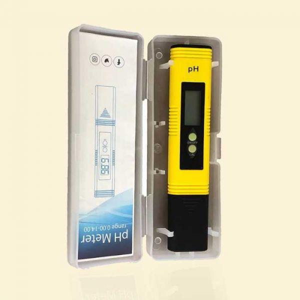 pH-метр для измерения кислотности затора