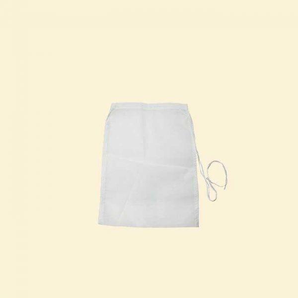 Нейлоновый мешок для затирания солода малый 29х19см 100мк
