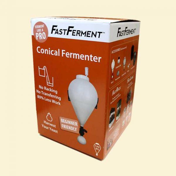 Конический ферментер FastFerment на 30л (США)