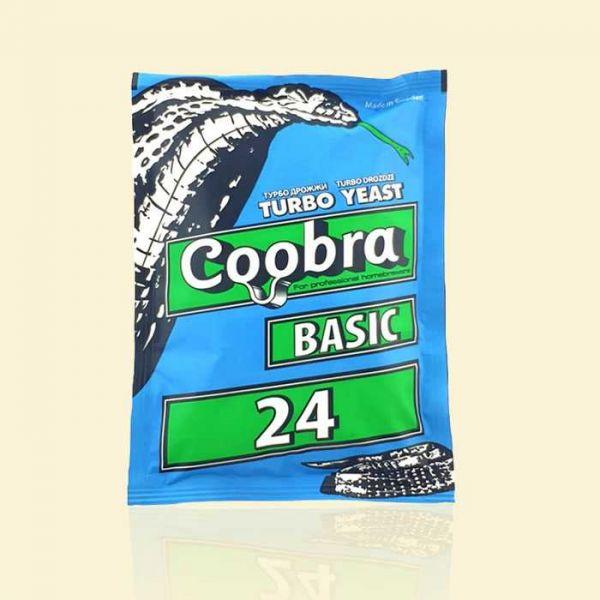 Турбо-дрожжи Coobra 24 Basic