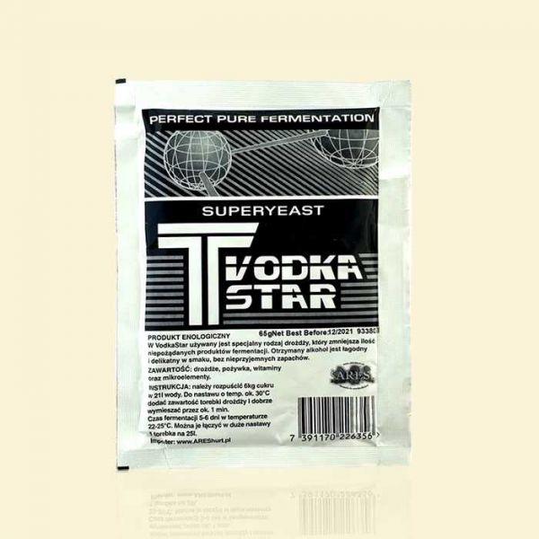 Дрожжи особой чистоты T Vodka Star