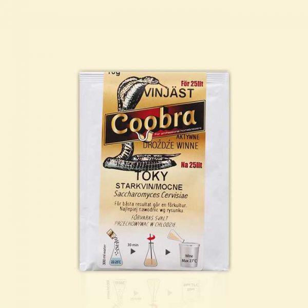 Дрожжи для белых десертных вин Сoobra Toky