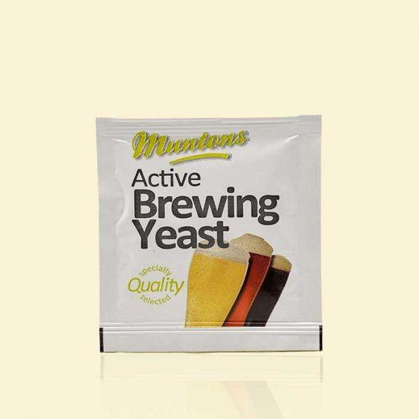 Пивные дрожжи Muntons Active Yeast