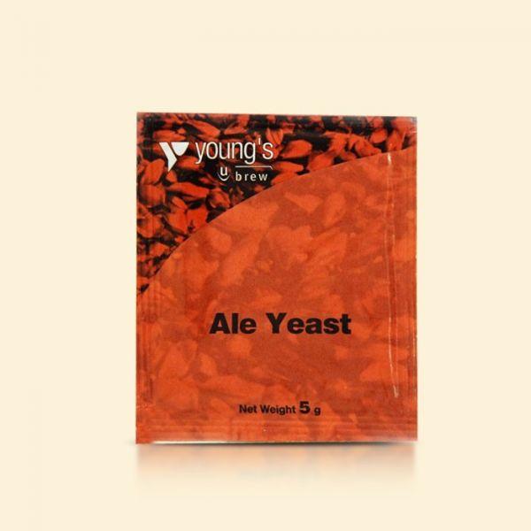 Пивные элевые дрожжи Young's Ale Yeast, 6г