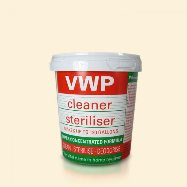 Средство для очистки и стерилизации VWP 400г