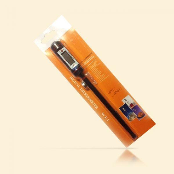 Цифровой LCD термометр -50С - +300С
