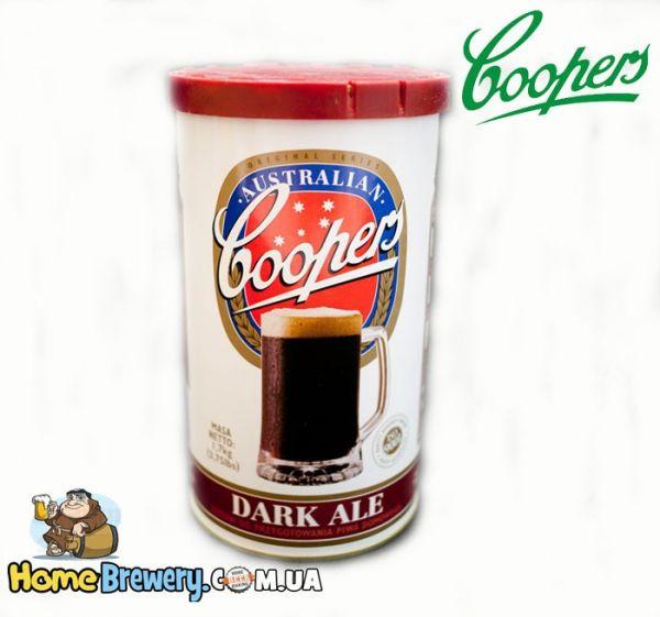 Солодовый концентрат Coopers Dark Ale 1,7кг