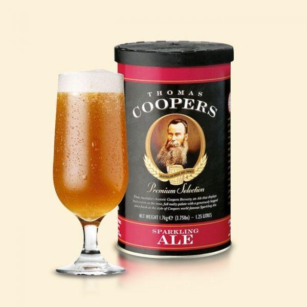 Солодовый концентрат Coopers Sparkling Ale 1,7кг