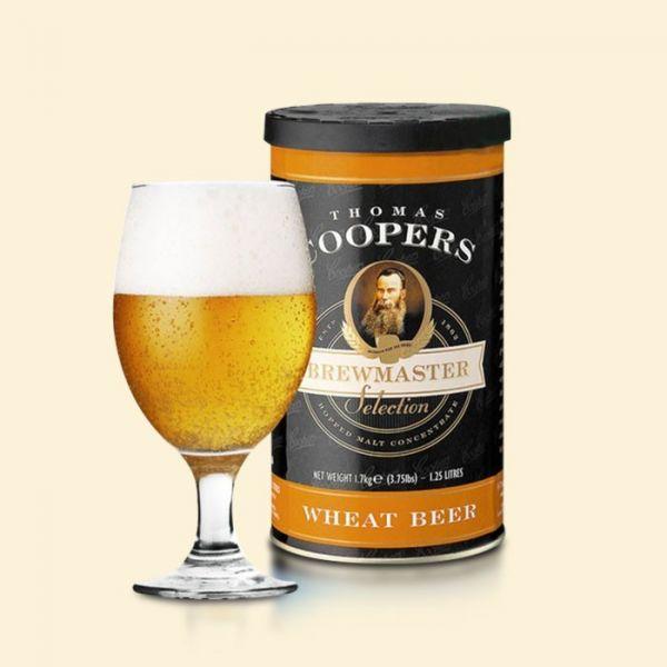 Солодовый концентрат Coopers Wheat Beer 1,7кг