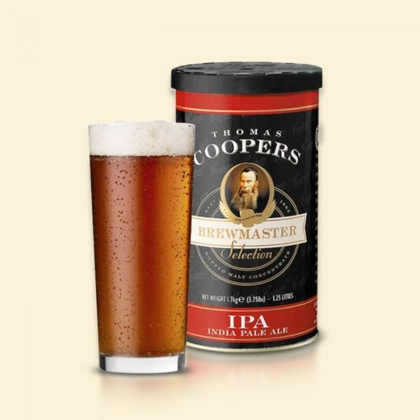 Солодовый концентрат Coopers India Pale Ale 1,7кг