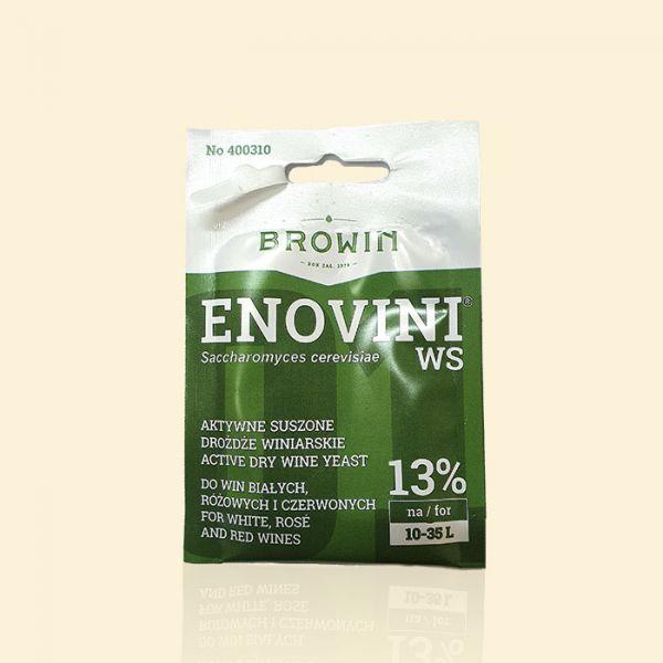 Дрожжи для столовых вин Enovini WS