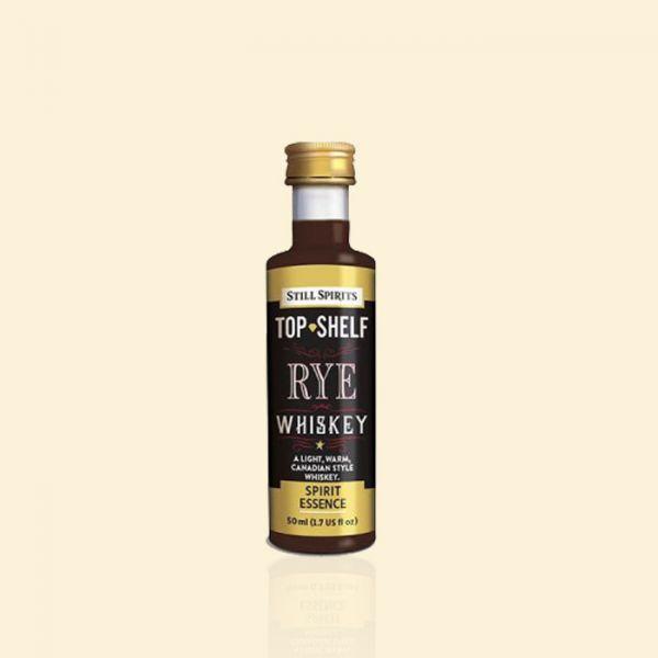 Эссенция Still Spirits Top Shelf RYE WHISKEY 50мл