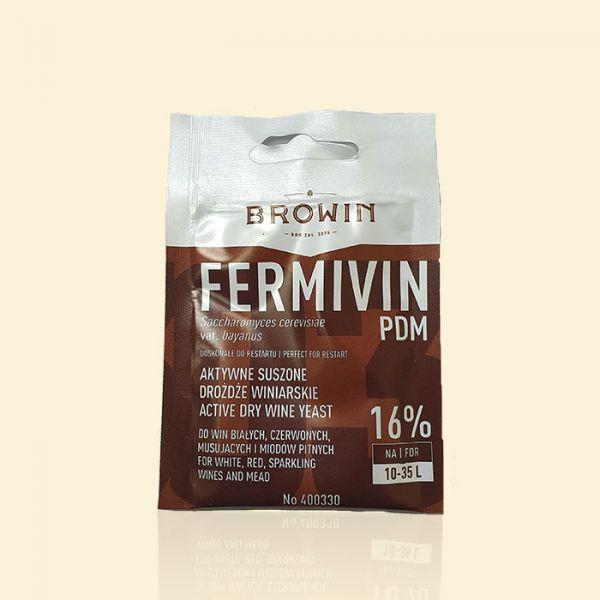 Винные дрожжи Browin Fermivin PDM